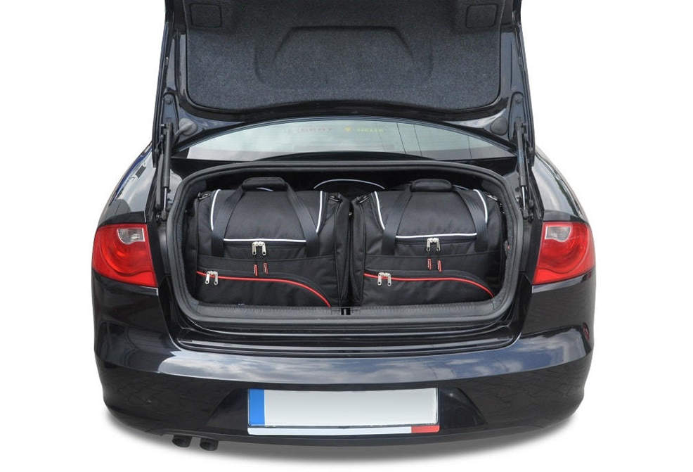 seat exeo sedan 2009 2013 car bags set 5 pcs select your car bags set seat exeo sedan. Black Bedroom Furniture Sets. Home Design Ideas