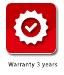 kjust 3 year warranty