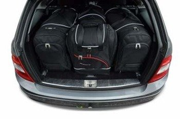 MERCEDES C KOMBI 2006-2013 CAR BAGS SET 4 PCS