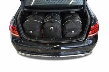 MERCEDES E COUPE 2009+ CAR BAGS SET 4 PCS