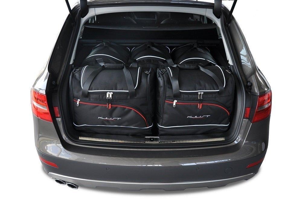 Kjust Audi A4 Avant 2008 2015 Car Bags Set 5 Pcs Select Your Car