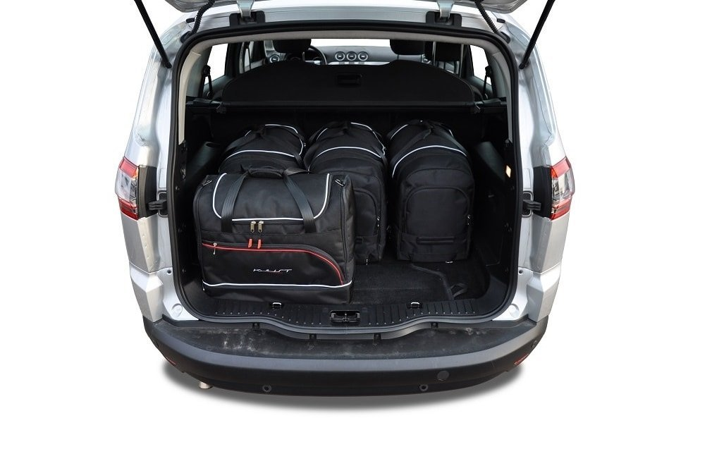 kjust ford s max 2006 2015 car bags set 5 pcs select your car bags set ford s max 2006. Black Bedroom Furniture Sets. Home Design Ideas