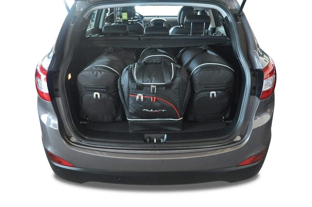 kjust hyundai ix35 2010 car bags set 4 pcs select your. Black Bedroom Furniture Sets. Home Design Ideas