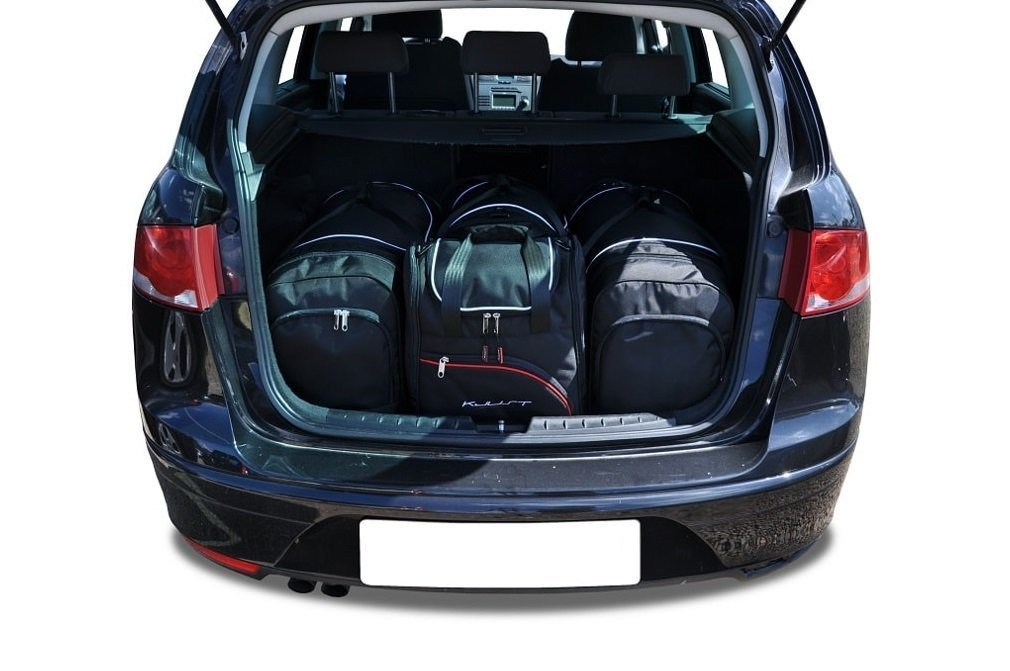 kjust seat altea xl 2004 2015 car bags set 4 pcs select your car bags set seat altea xl. Black Bedroom Furniture Sets. Home Design Ideas