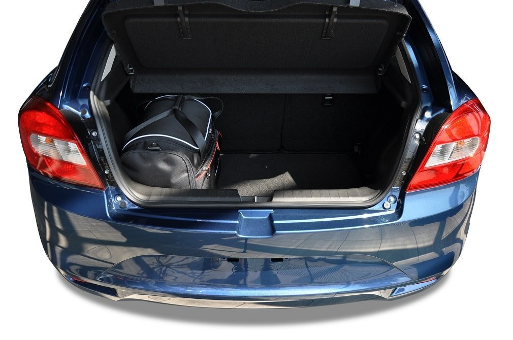 SUZUKI BALENO HATCHBACK 2016 CAR BAGS SET 3 PCS