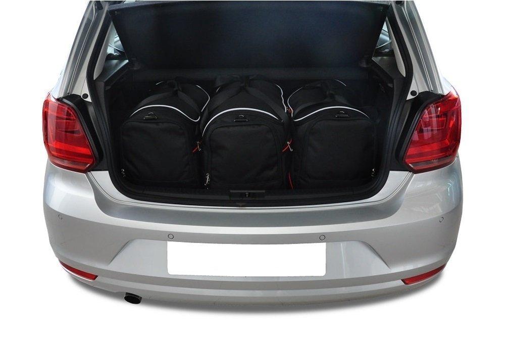 Vw Polo 2009 Car Bags Set 3 Pcs Select Your Car Bags Set Vw