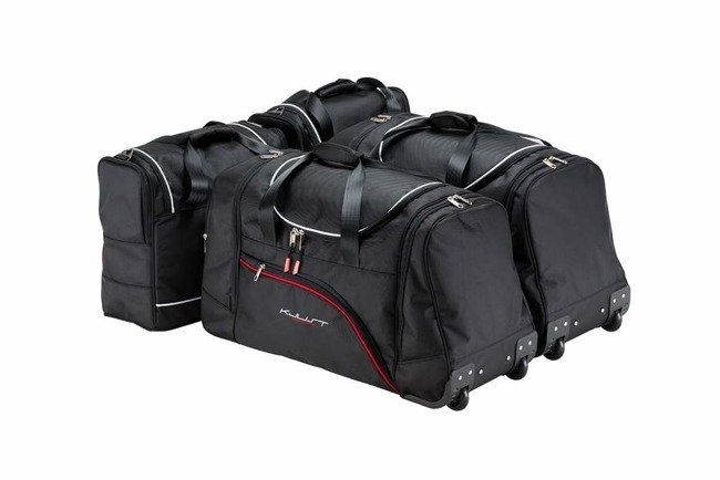 BMW 6 GRAN COUPE 2012+ CAR BAGS SET 4 PCS