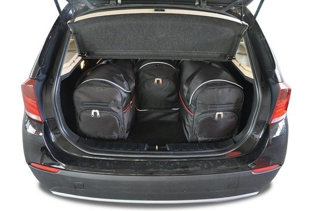 BMW X1 2009-2015 CAR BAGS SET 4 PCS