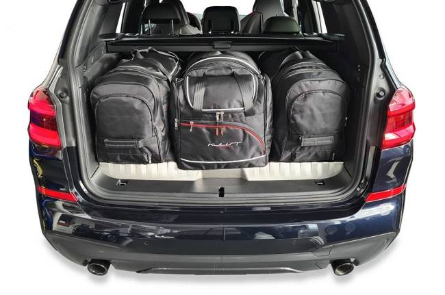 BMW X3 HYBRID 2019+ CAR BAGS SET 4 PCS