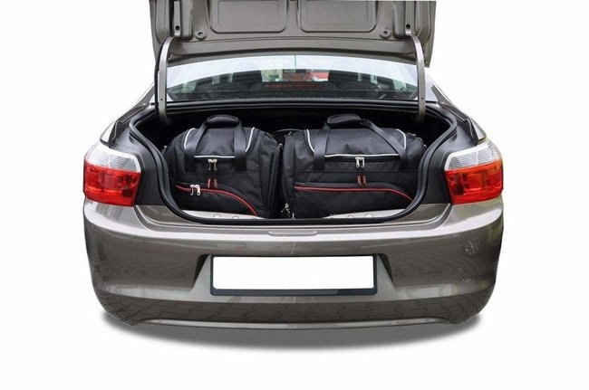 CITROEN C-ELYSEE 2012+ CAR BAGS SET 5 PCS