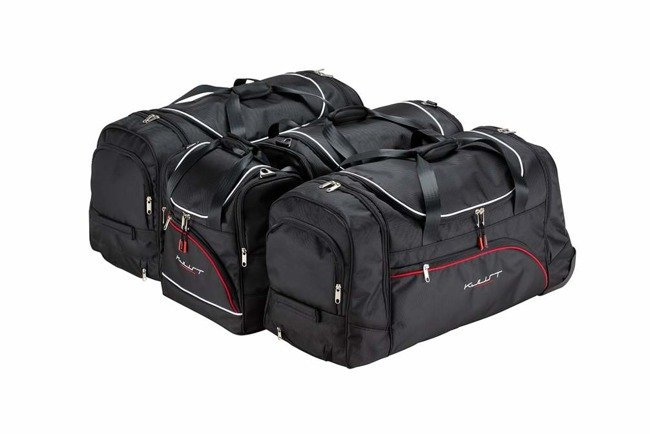 CITROEN DS4 HATCHBACK 2011-2015 CAR BAGS SET 4 PCS