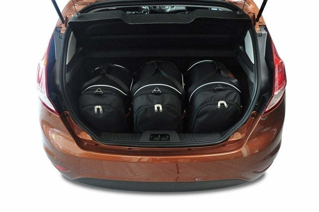 FORD FIESTA 2012-2017 CAR BAGS SET 3 PCS