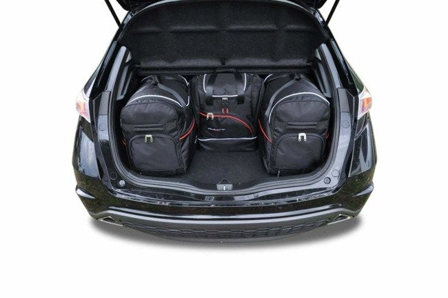 HONDA CIVIC HATCHBACK 2006-2011 CAR BAGS SET 4 PCS