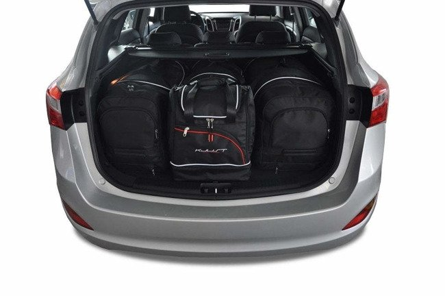 HYUNDAI i30 WAGON 2012-2017 CAR BAGS SET 4 PCS