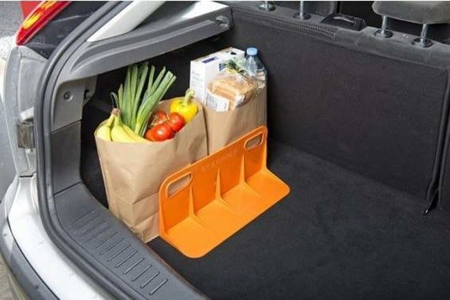 LUGGAGE COMPARTMENT ORGANIZER STAYHOLD CLASSIC ORANGE