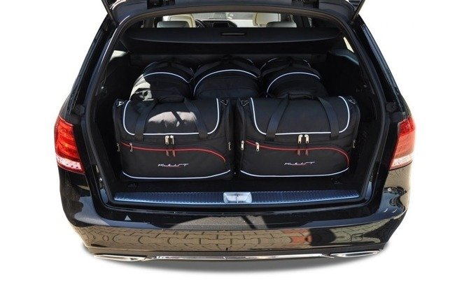MERCEDES-BENZ E KOMBI 2009-2016 CAR BAGS SET 5 PCS