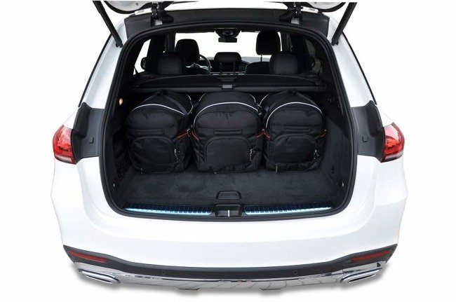 MERCEDES-BENZ GLE SUV 2019+ CAR BAGS SET 5 PCS