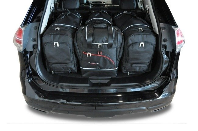 NISSAN X-TRAIL 2014+ CAR BAGS SET 4 PCS