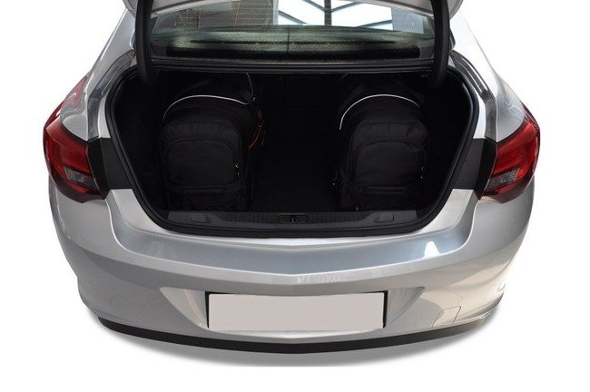 OPEL ASTRA LIMOUSINE 2012-2015 CAR BAGS SET 5 PCS