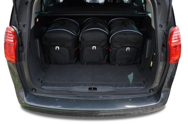 PEUGEOT 5008 2009-2016 CAR BAGS SET 5 PCS