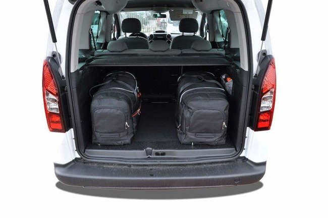 PEUGEOT PARTNER 2008+ CAR BAGS SET 4 PCS