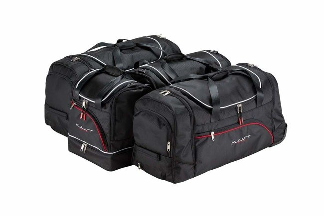 RENAULT LAGUNA HATCHBACK 2001-2007 CAR BAGS SET 4 PCS