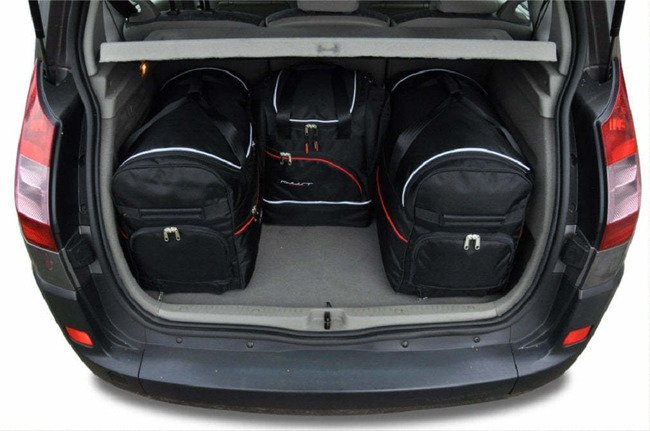RENAULT SCENIC 2003-2009 CAR BAGS SET 4 PCS