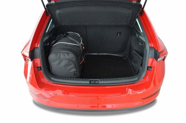 SKODA SCALA 2019+ CAR BAGS SET 4 PCS