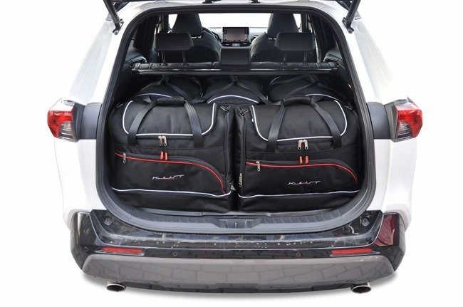 SUZUKI ACROSS PLUG-IN HYBRID 2020+ CAR BAGS SET 5 PCS