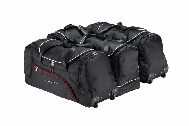 SUZUKI SX4 S-CROSS 2013+ CAR BAGS SET 4 PCS
