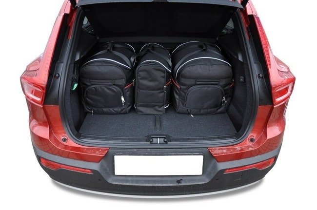VOLVO XC40 2017+ CAR BAGS SET 5 PCS