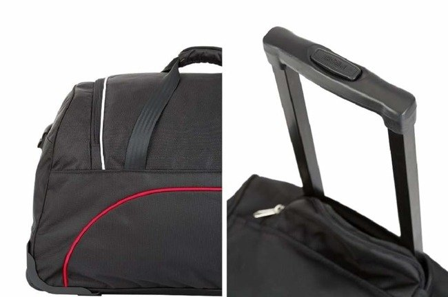 VW SCIROCCO 2008-2017 CAR BAGS SET 4 PCS