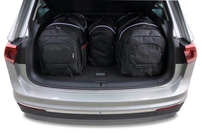 VW TIGUAN 2016+ CAR BAGS SET 4 PCS