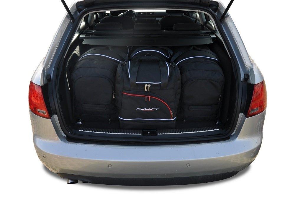 Dedykowane Torby Bagażnika Audi A4 Avant B7 Kombi