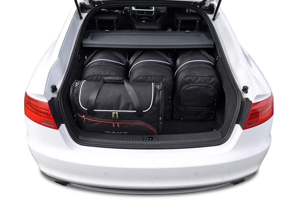 dedykowane torby baga nika audi a5 sportback. Black Bedroom Furniture Sets. Home Design Ideas