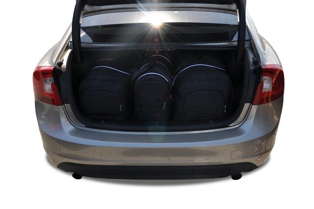 Dedykowane torby bagażnika Volvo S60 II
